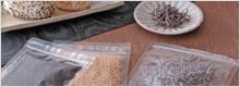 ラミグリップ チャック袋(生産日本社製)