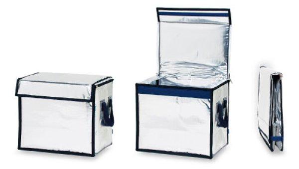 画像1: 保冷輸送容器 ネオカルター Bタイプ (天面ファスナータイプ) B-3 (600×450×450mm, 120リットル) イノアック (1)